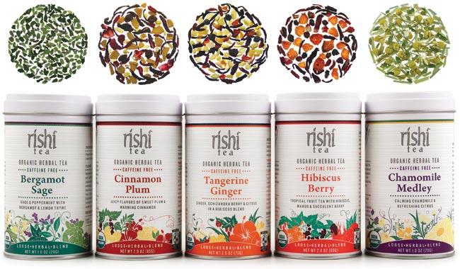 Rishi Tea available at Utopia